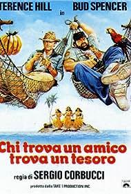 Terence Hill and Bud Spencer in Chi trova un amico trova un tesoro (1981)