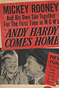 Primary photo for Andy Hardy Comes Home