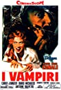 Lust of the Vampire (1957) Poster