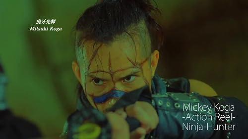 Action Reel ~ Ninja Hunter