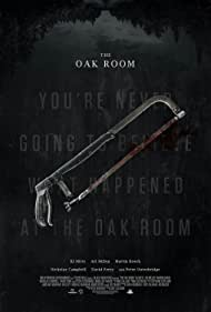 RJ Mitte and Justin Reu in The Oak Room (2020)