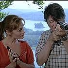 Jean-Pierre Mocky and Lauren Grandt in Il gèle en enfer (1990)