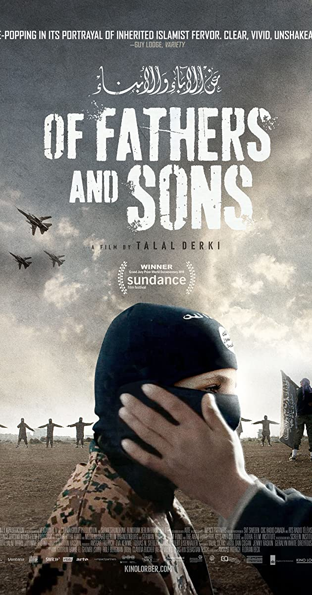 Subtitle of Of Fathers and Sons