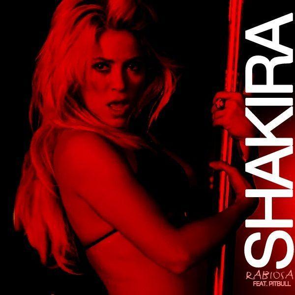 Shakira sexy rabiosa ft pitbull