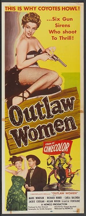 Where to stream Outlaw Women