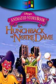 Tom Hulce, Paul Kandel, and Frank Welker in Disney's Animated Storybook: The Hunchback of Notre Dame (1996)