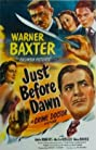 Just Before Dawn (1946) Poster