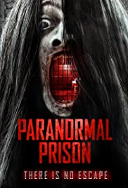 Image result for paranormal prison poster