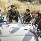 David Boreanaz, Neil Brown Jr., A.J. Buckley, Tyler Grey, and Justin Melnick in SEAL Team (2017)