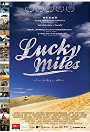 The Background to 'Lucky Miles' Poster