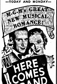 Here Comes the Band (1935) Poster - Movie Forum, Cast, Reviews