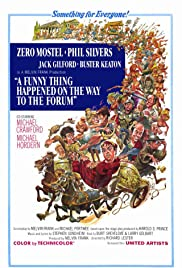 A Funny Thing Happened on the Way to the Forum (1966) 720p