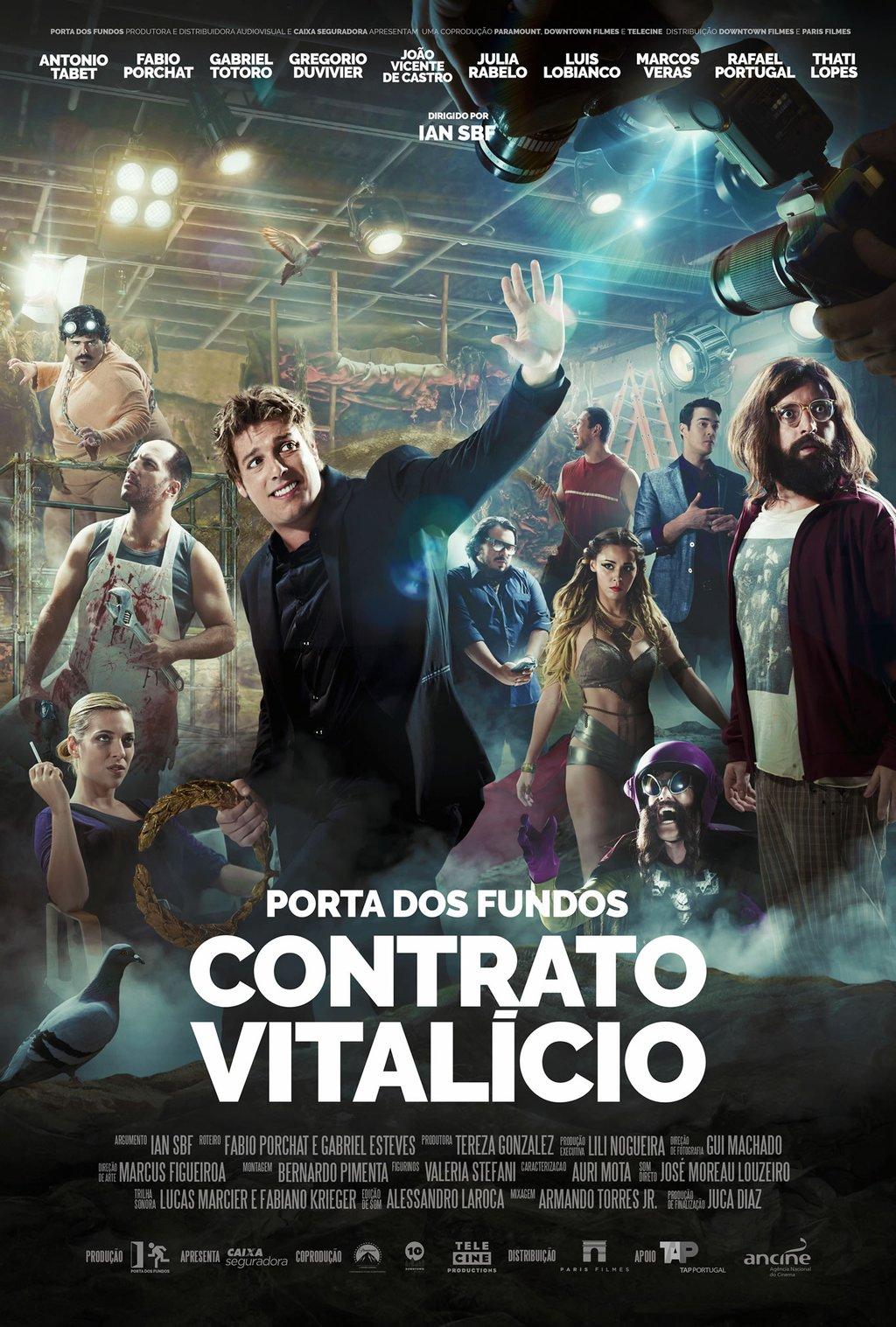 Filme Porta dos Fundos - Contrato Vitalício Download