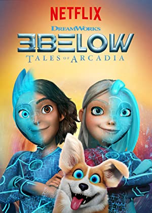 Download 3Below: Tales of Arcadia Season 1-2 Complete All Episodes 480p [200MB]