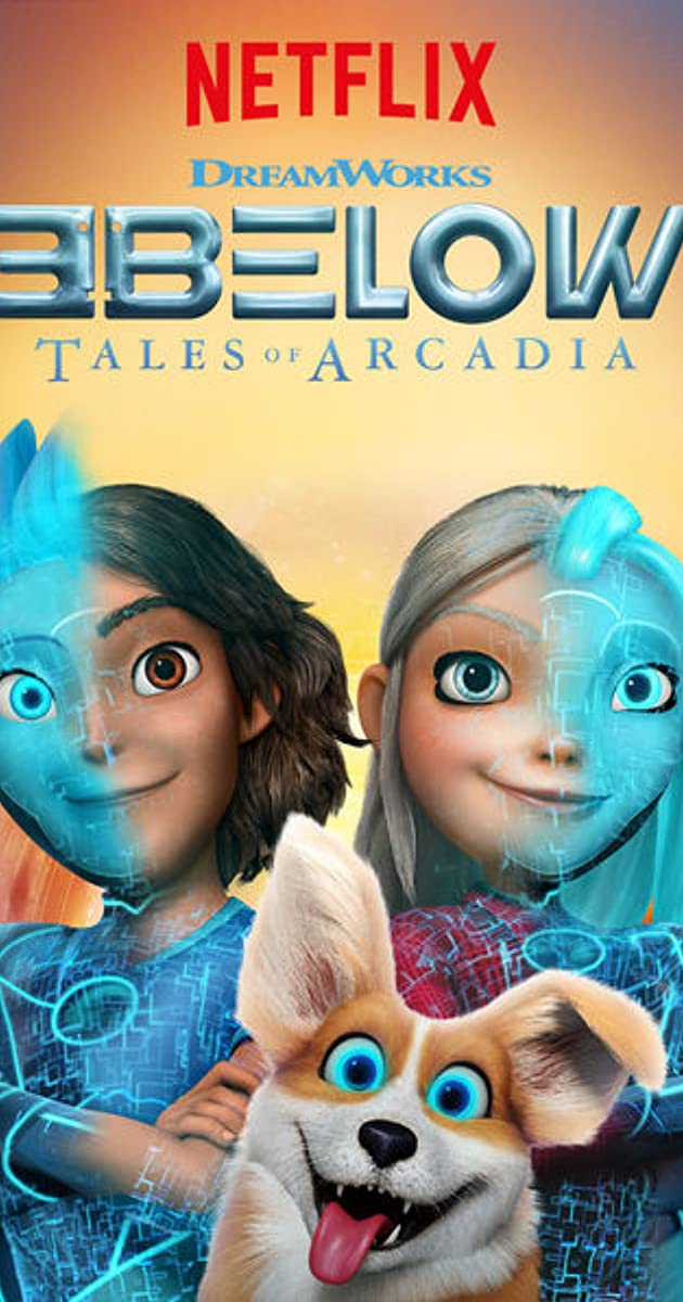 Download 3Below: Tales of Arcadia or watch streaming online complete episodes of  Season2 in HD 720p 1080p using torrent