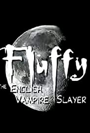Fluffy the English Vampire Slayer Poster