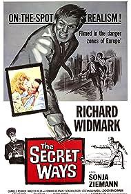 The Secret Ways Poster - Movie Forum, Cast, Reviews