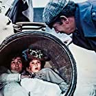 Dudley Moore, Andrea Allan, and Peter Cook in The Wrong Box (1966)