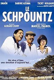 Le schpountz Poster