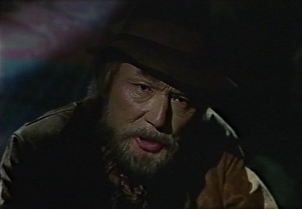 Jûzô Itami in Sûîto hômu (1989)
