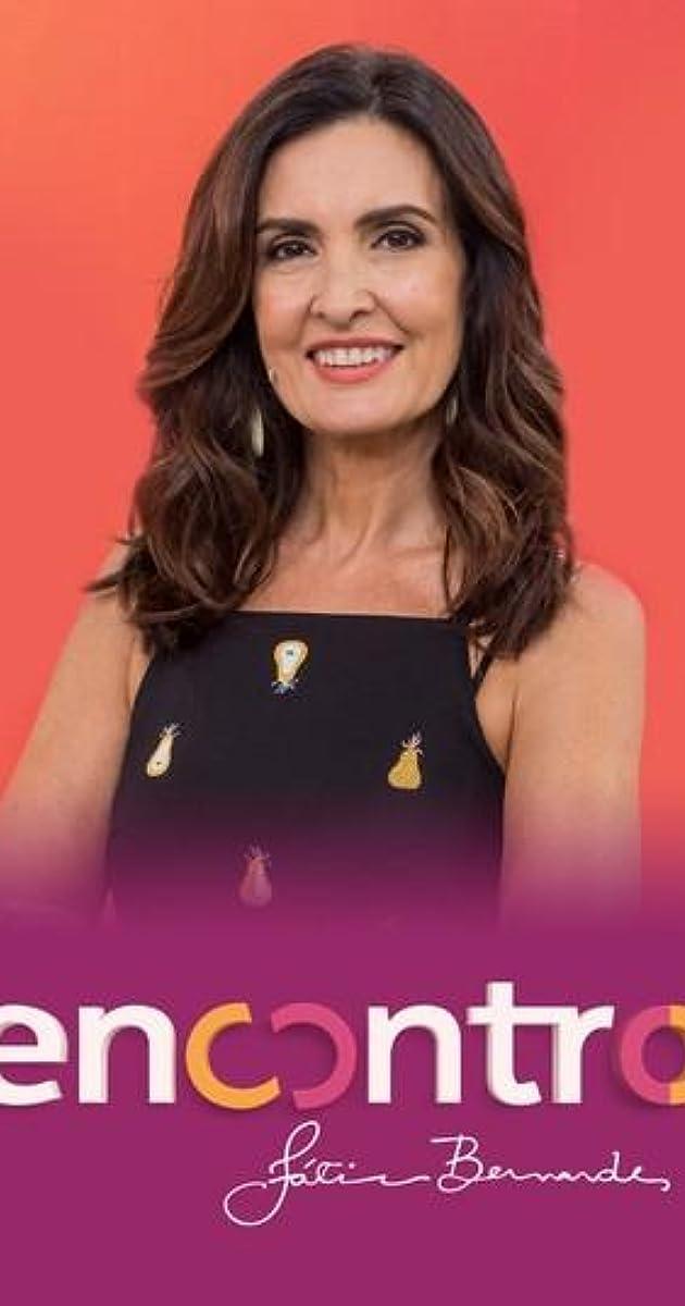 Encontro Com Ftima Bernardes TV Series 2012