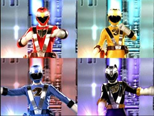 Power Rangers RPM: Volume 2