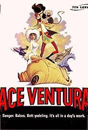 Ace Ventura Poster
