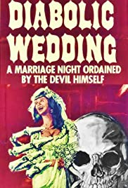 Diabolic Wedding Poster