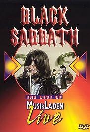 Black Sabbath: The Best of MusikLaden Live Poster