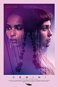 Zoë Kravitz and Lola Kirke in Gemini (2017)
