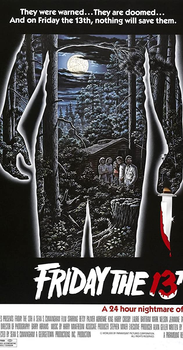 Horror - Friday the 13th (1980) - in Hindi By 14