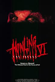 Howling VI The Freaks (1991) 1080p