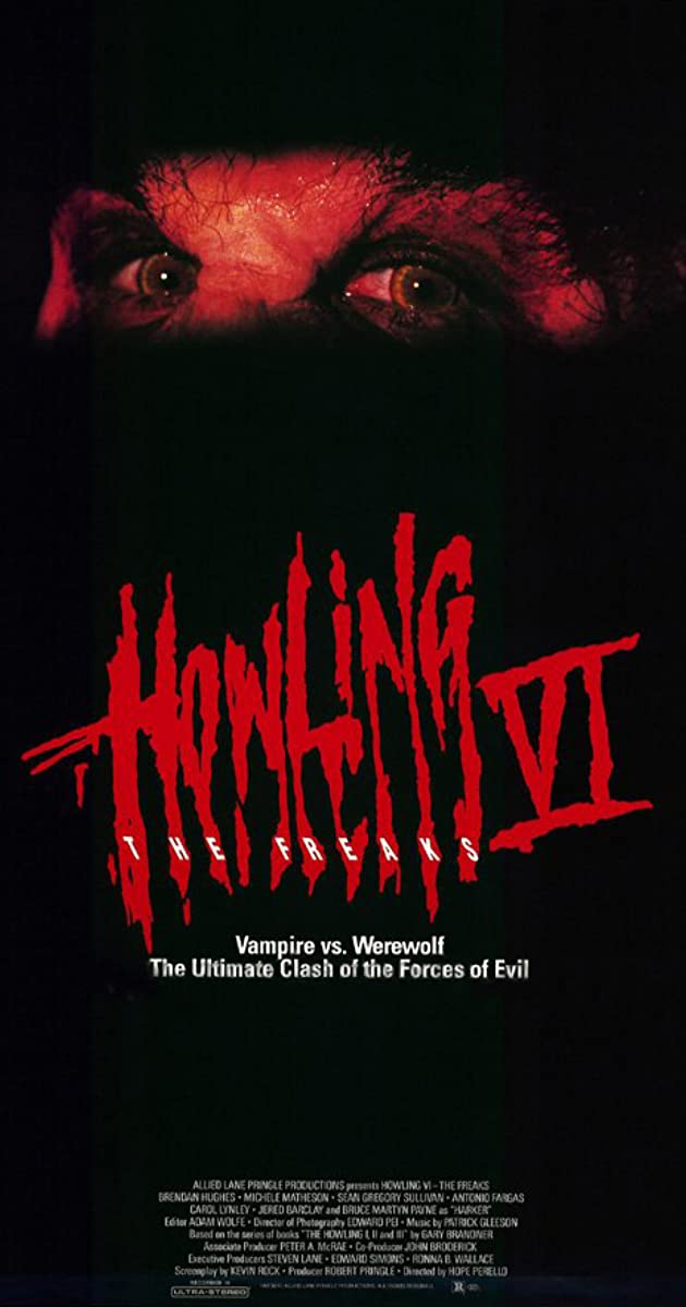 Subtitle of Howling VI: The Freaks