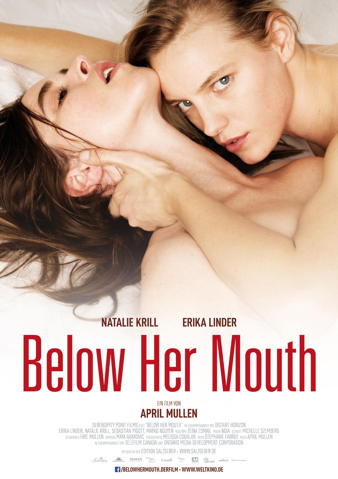 Below Her Mouth Uncut