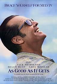 Jack Nicholson in As Good as It Gets (1997)