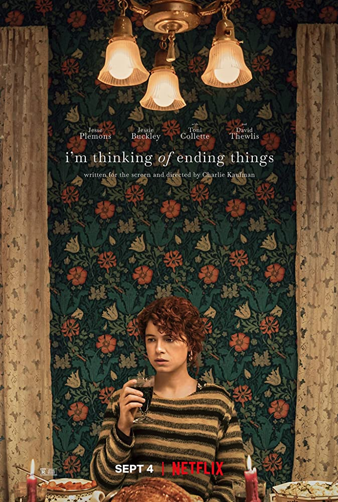 Jessie Buckley in I'm Thinking of Ending Things (2020)