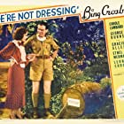 Gracie Allen and George Burns in We're Not Dressing (1934)