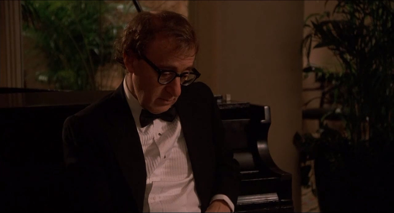 Woody Allen in Crimes and Misdemeanors (1989)