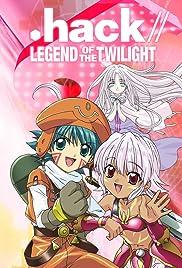 .hack//Legend of the Twilight Poster