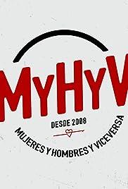 Mujeres y hombres y viceversa Poster