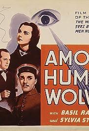 Among Human Wolves Poster