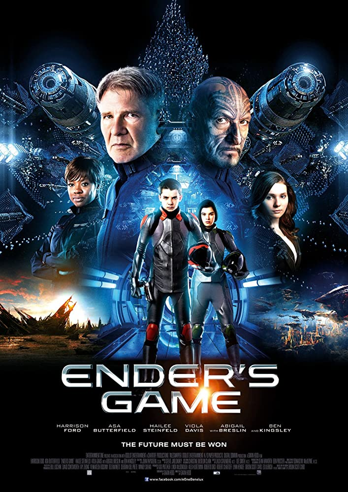 Ender's Game (2013) Hindi Dual Audio 720p BluRay [Hindi – English] ESubs