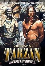 Primary image for Tarzan: The Epic Adventures