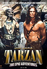 Primary photo for Tarzan: The Epic Adventures