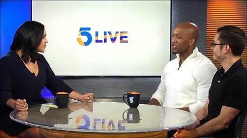 2 Wrongs press interview clip KTLA Live Channel 5