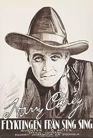 Harry Carey in Desperate Trails (1921)