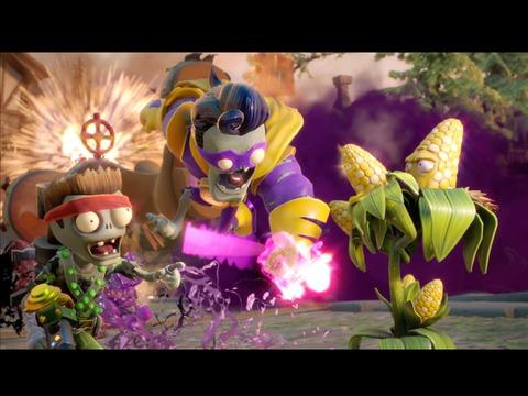 Plants Vs Zombies: Garden Warfare 2 (VG)