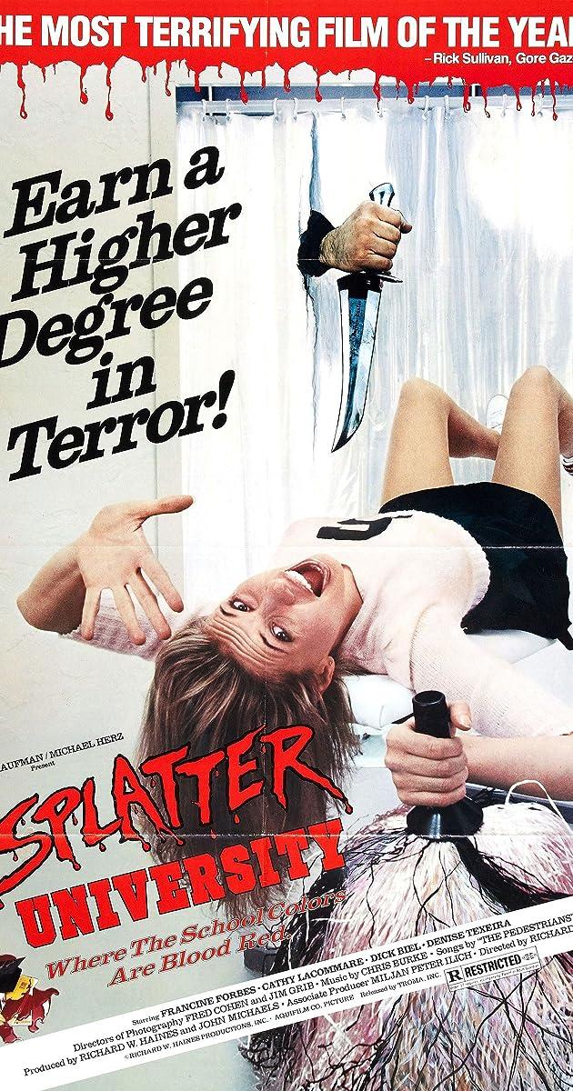 Subtitle of Splatter University