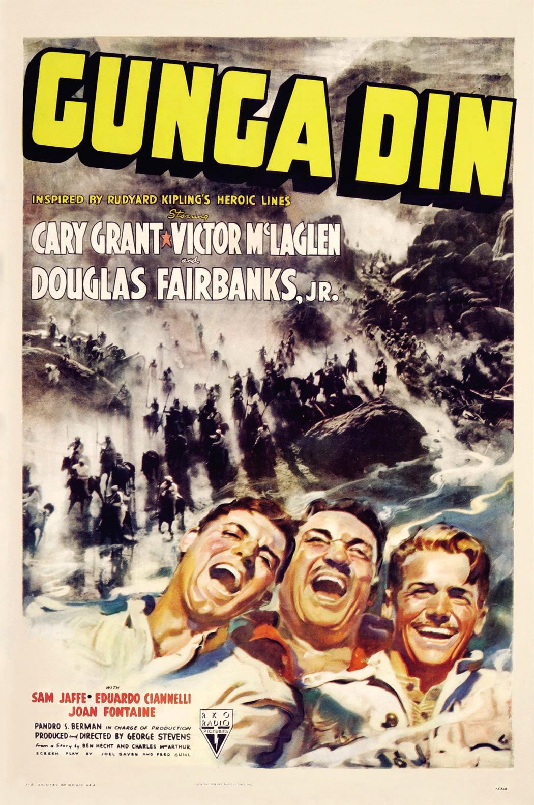 Gunga Din (1939) - IMDb