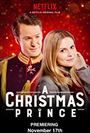 a christmas prince poster - The Christmas Box Cast